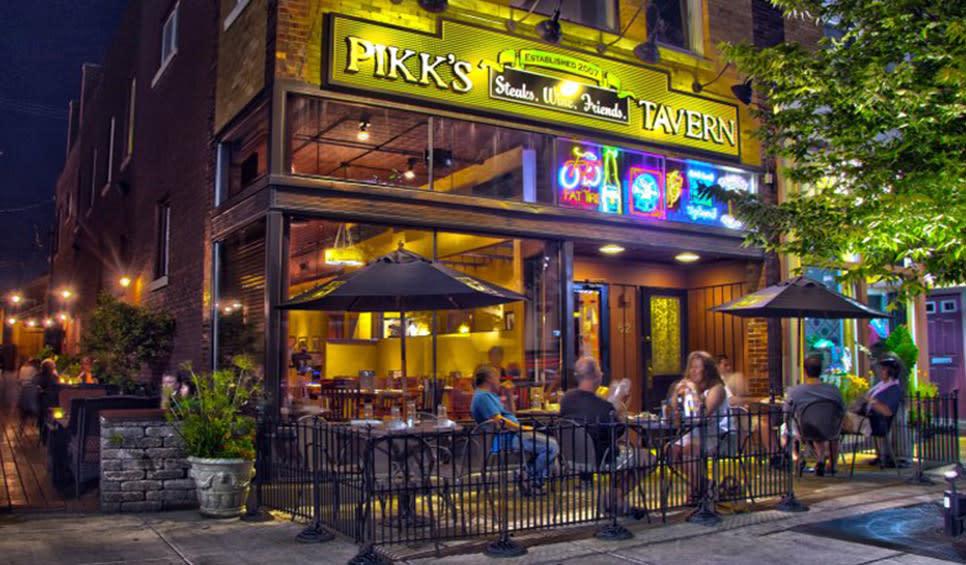 Pikk's Tavern Valparaiso