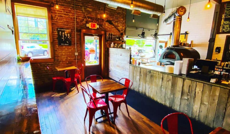 The Rolling Stonebaker restaurant