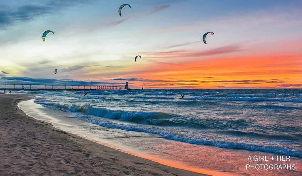 Washington Park Beach - agirlandherphotographs