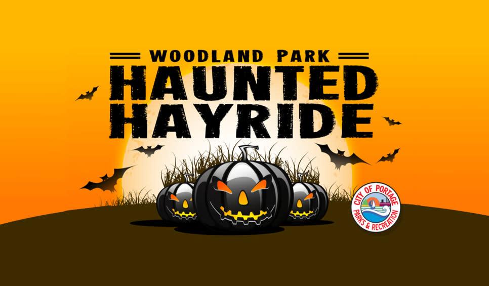 Woodland Park Haunted Hayride