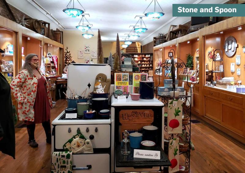 Stone and Spoon, Ypsilanti, MI