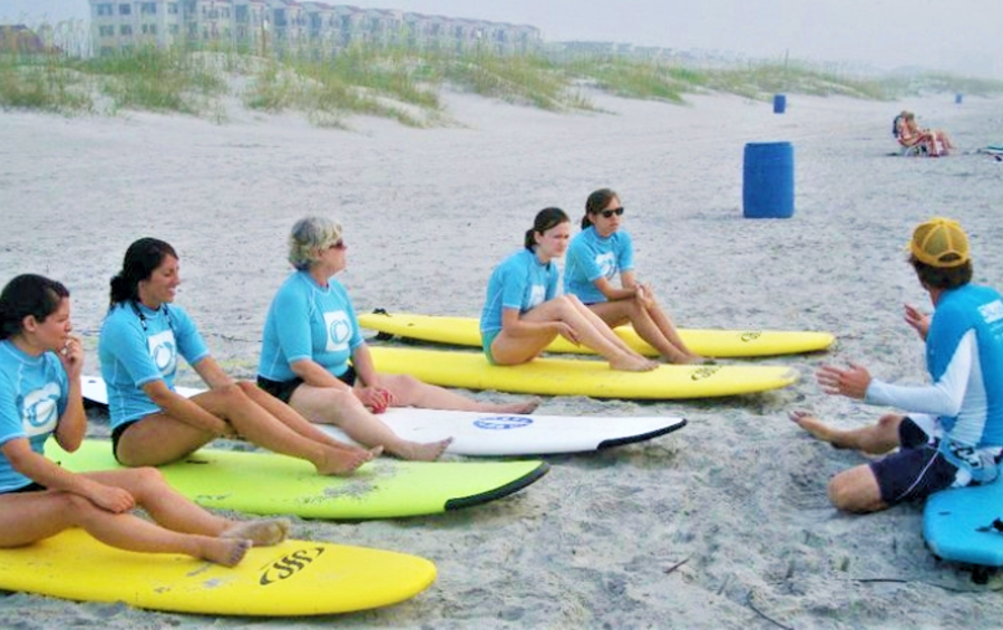 Odysea Surf Camp