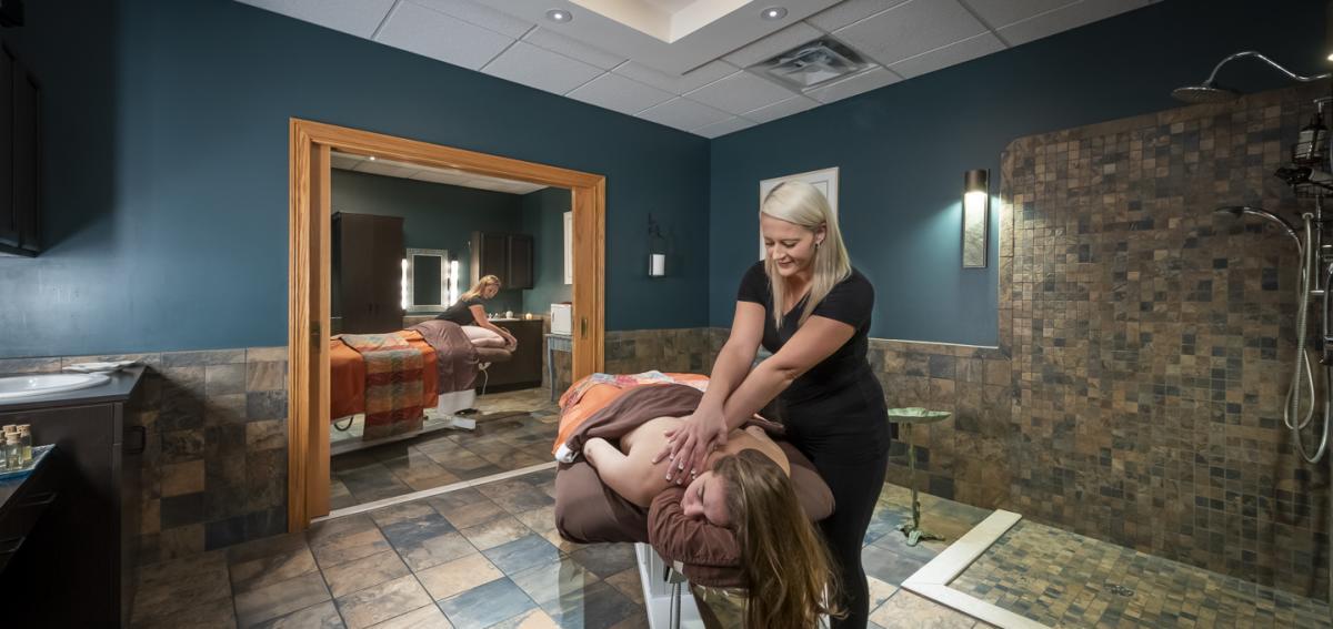 Massage at Isabella Spa at Belhurst