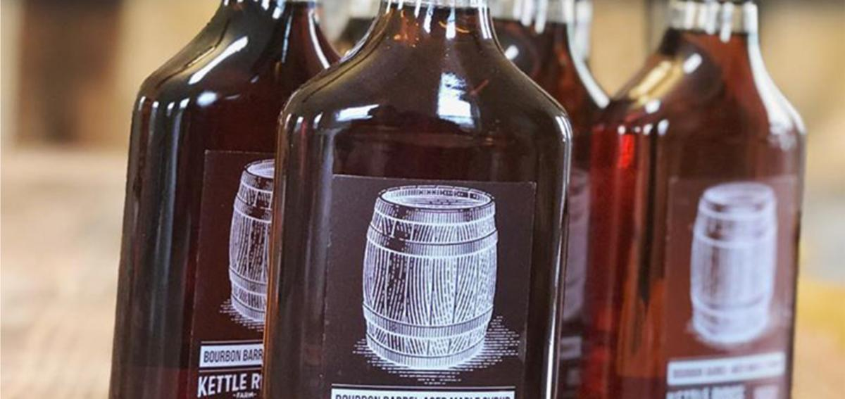 Kettle Ridge Farms Maple Syrup