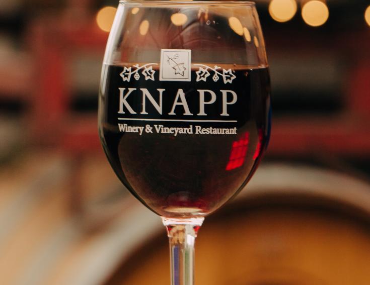 Knapp Winery & Vineyard Restaurant