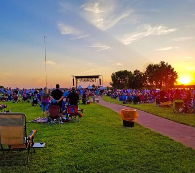 Charlotte Symphony Orchestra at McGuire Nuclear Station