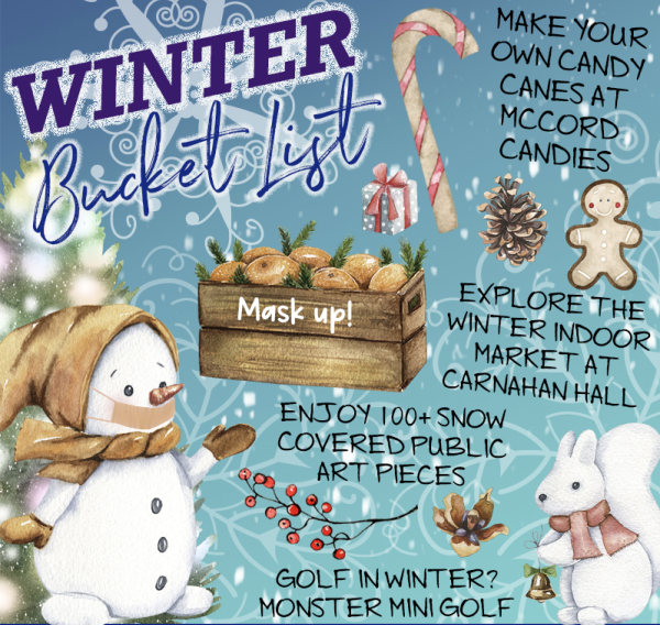 Winter Bucket List 2
