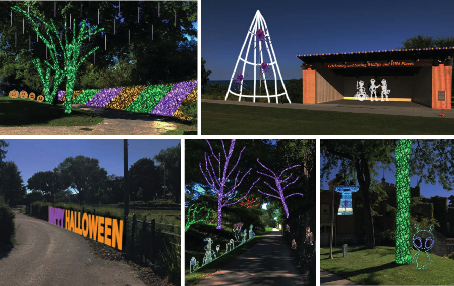 Halloween Glow Preview