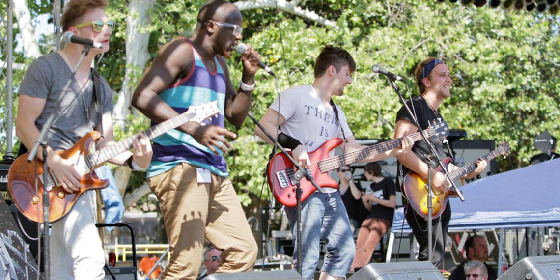 Bragg Jam Music Festival