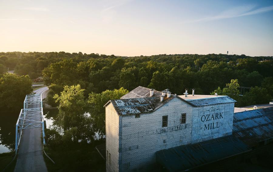 The Ozark Mill at Finley Farms