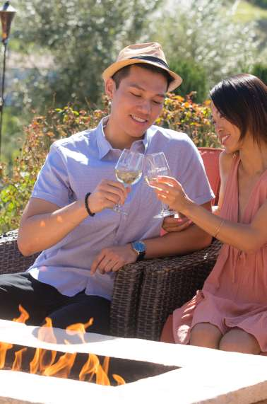 Wine Country Couple