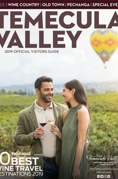 Visitor Guide Temecula Valley
