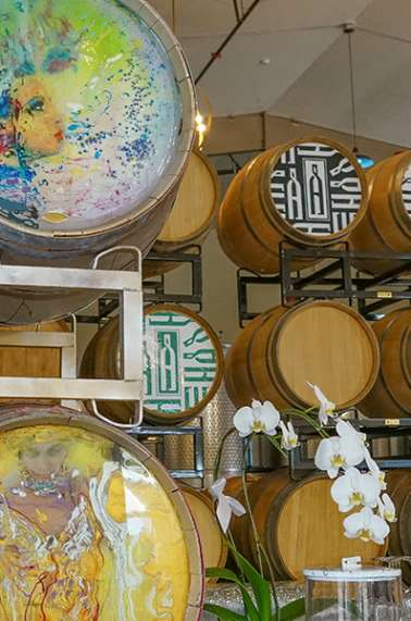 Temecula Valley Barrel Art Trail