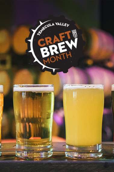 Temecula Valley Craft Brew Month