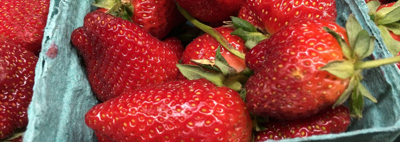 Standard Foods/fresh strawberries