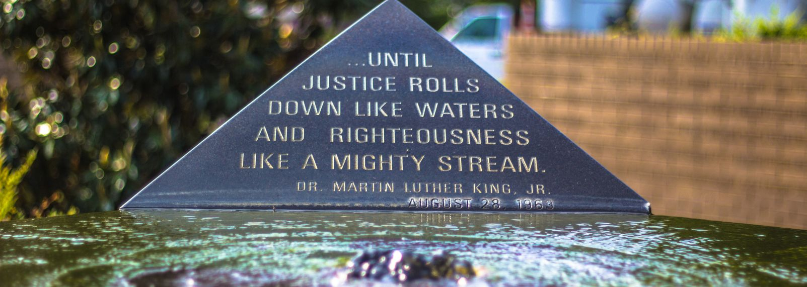 Martin Luther King Memorial Gardens