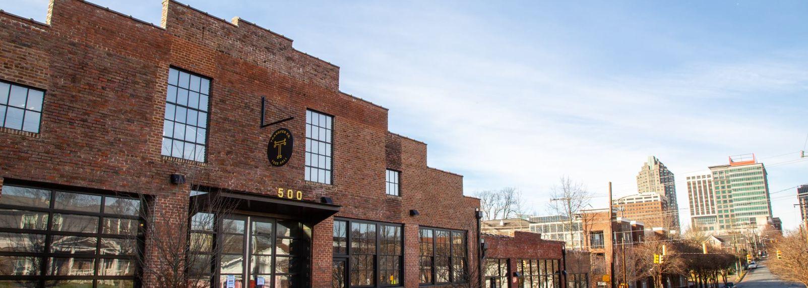 Transfer Co. Food Hall