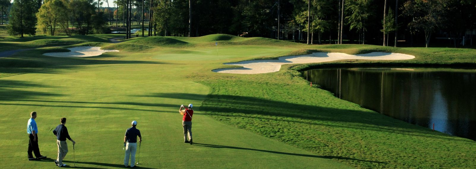 Best Golf Course in the Triangle