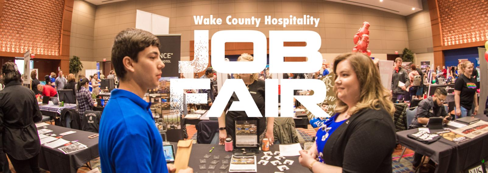Job Fair header