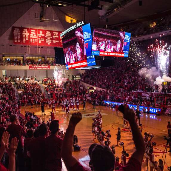Men's Basketball IU