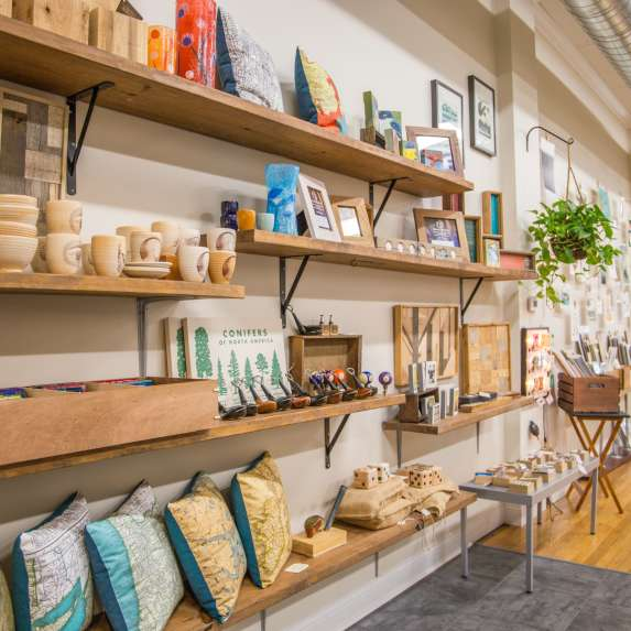 Household items at Gather Shoppe
