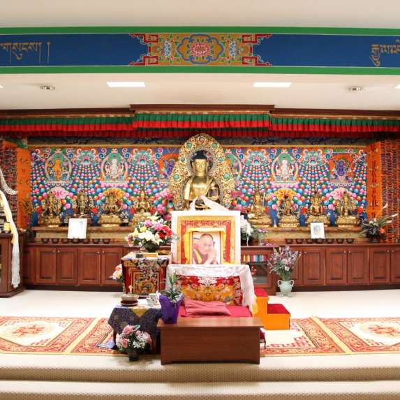 Tibetan Mongolian Buddhist Cultural Center TMBCC 2