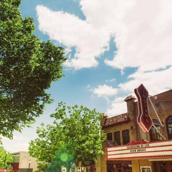 Buskirk Chumley Theatre