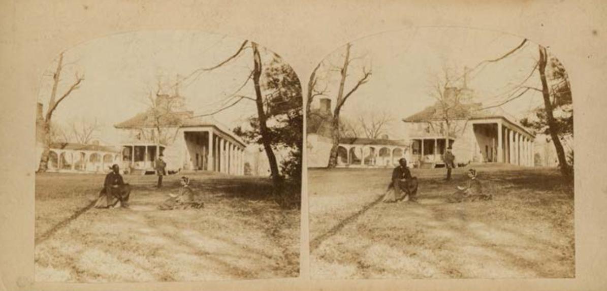 Mount Vernon - Civil War
