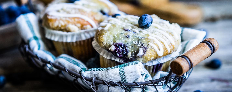 Blueberry recipes Johnston County NC