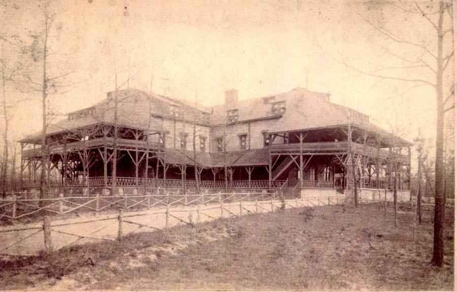 Monte Sano Hotel Photo