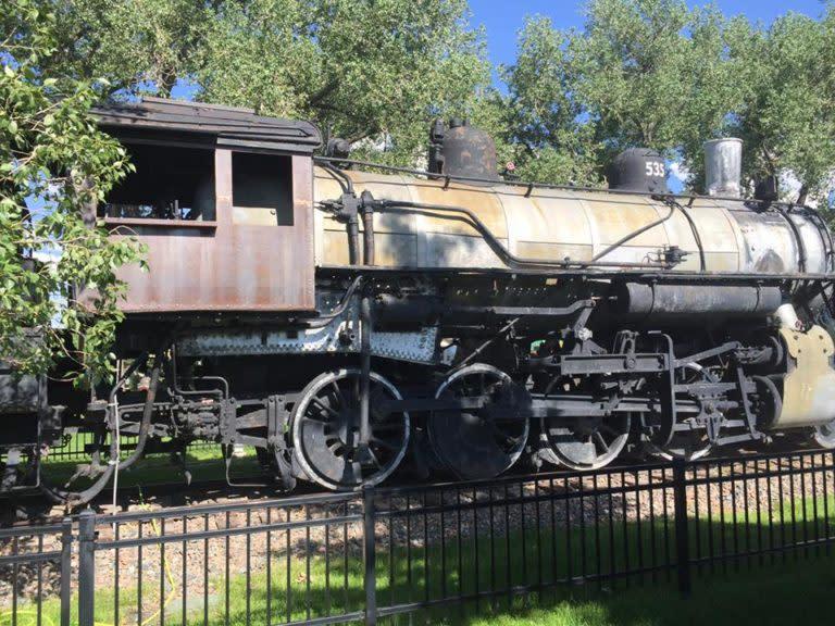 Historic Laramie Depot