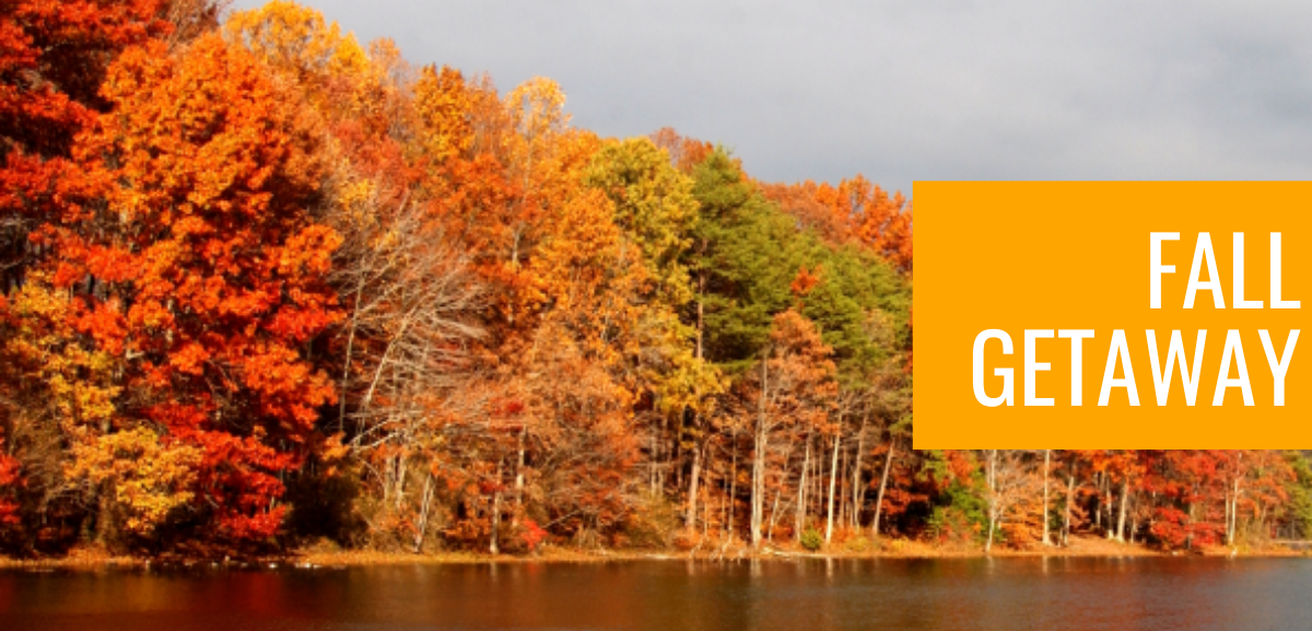 Fall Getaway Button