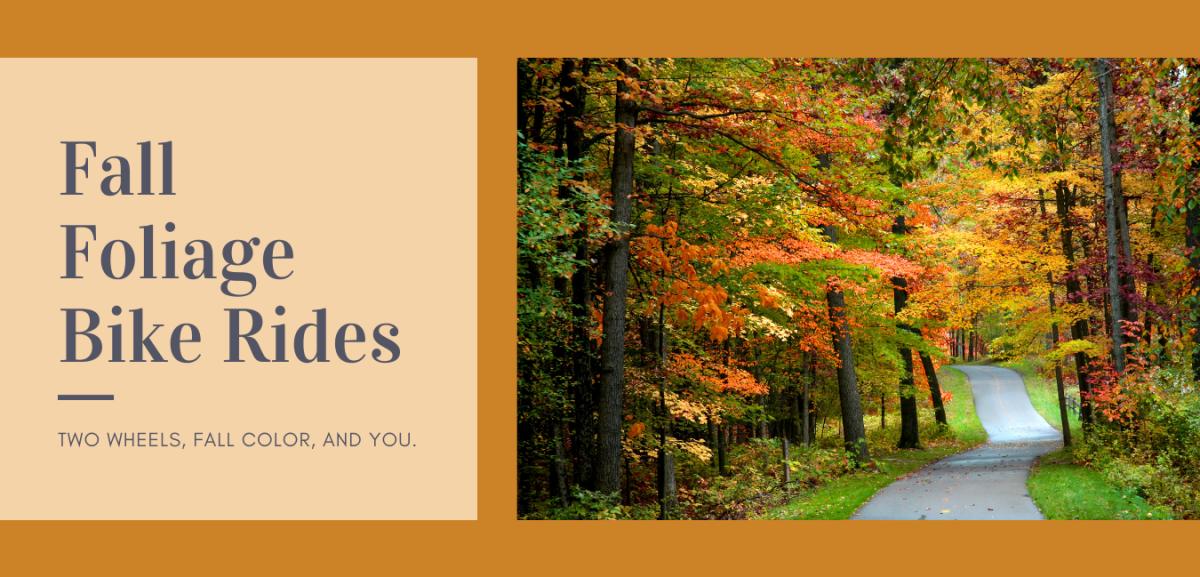 Fall Foliage Bike Rides - Wanderlove