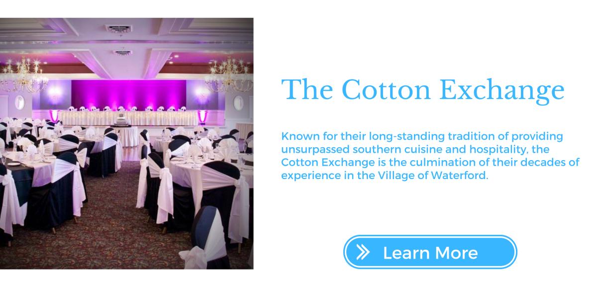 Cotton Exchange Bio