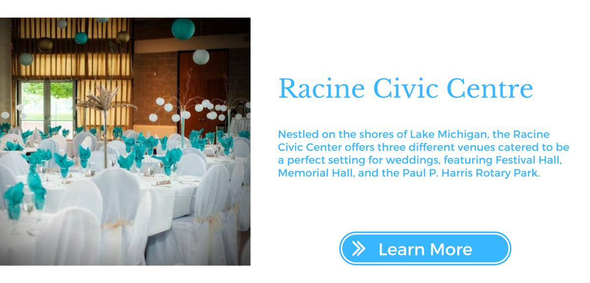 Racine Civic Center Bio
