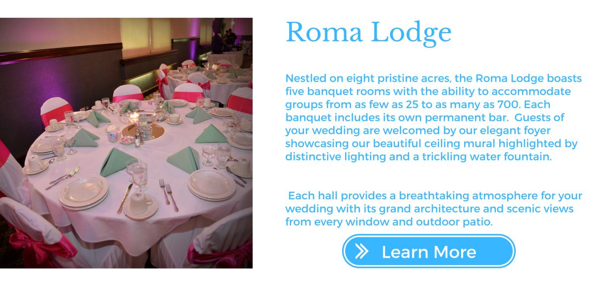 Roma Lodge Bio