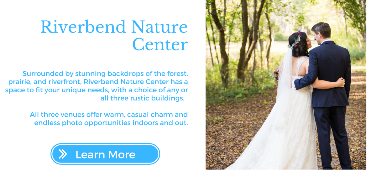 Riverbend Nature Center Venue Bio