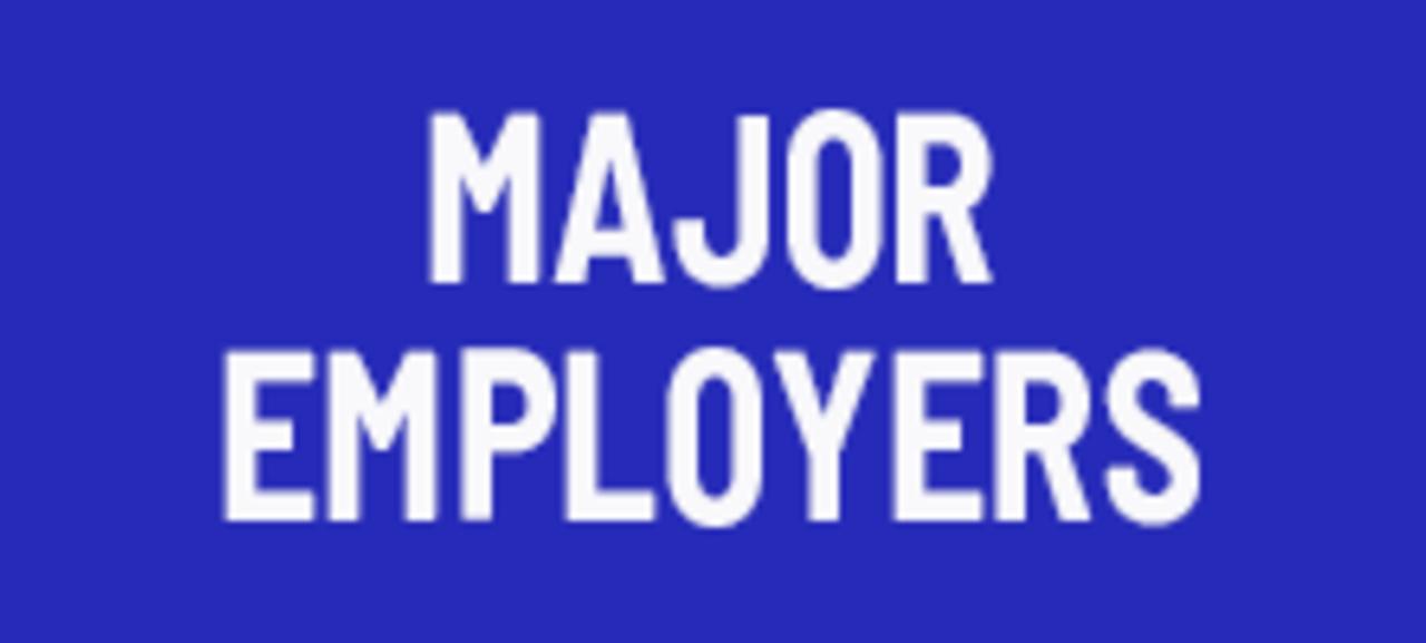 Major Employers