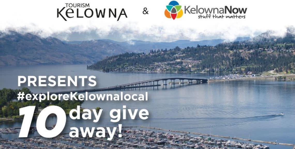KelownaNow #exploreKelownalocal