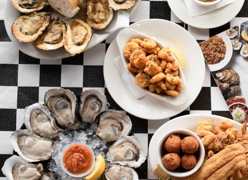 Acme Oyster Co. - Montrose, Houston