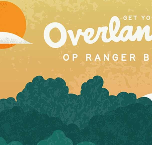 OP Ranger Badge Book
