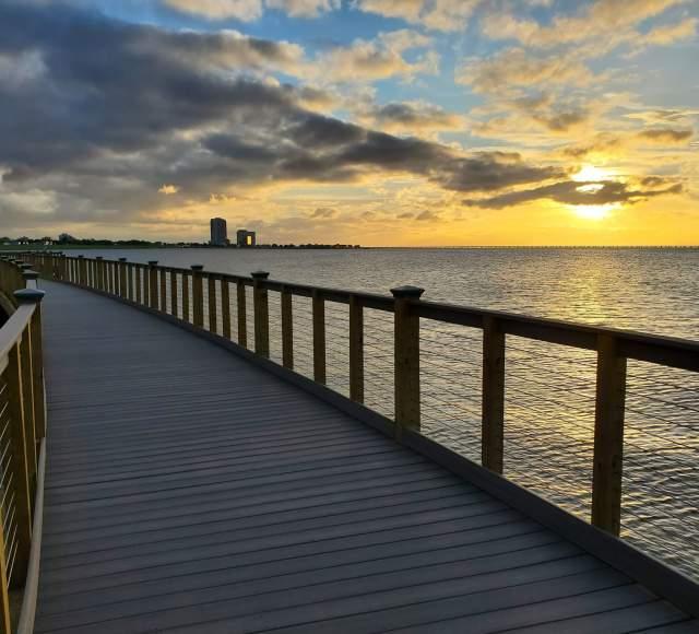 Bucktown Boardwalk