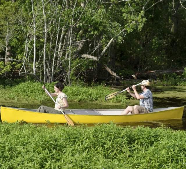 Jean Lafitte - Canoe
