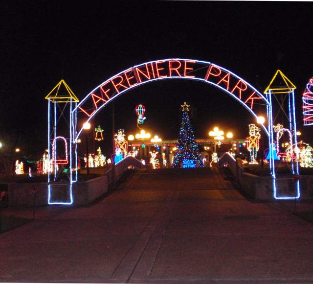 Christmas in lafreniere