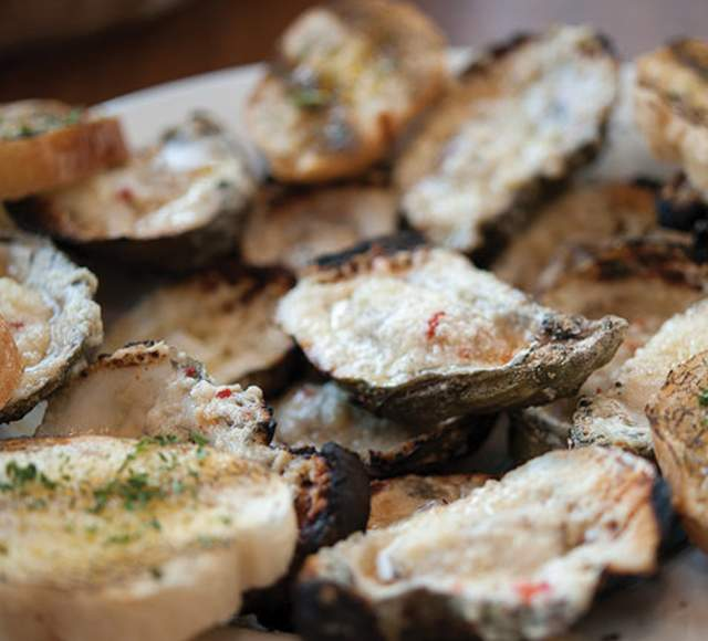 Taste of Louisiana Oyster Trail