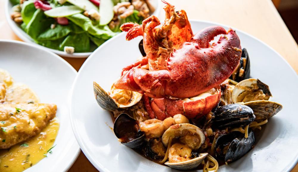 Finn's Harborside Seafood