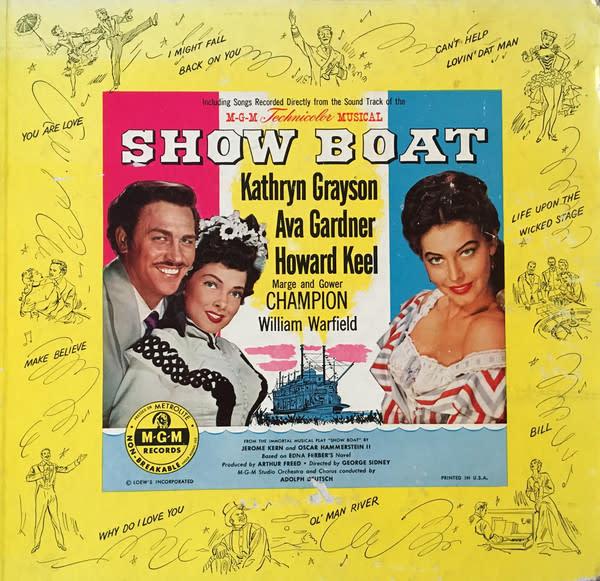 Show Boat Album
