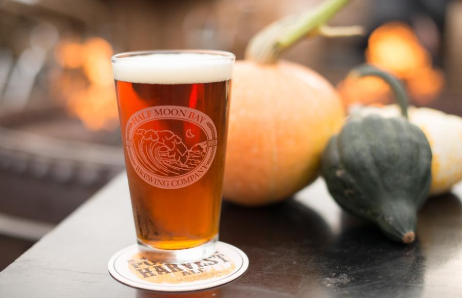 Pumpkin-ale-beer-at-hmb-brewing-co