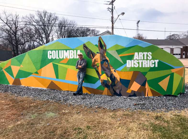 Mural Arts District