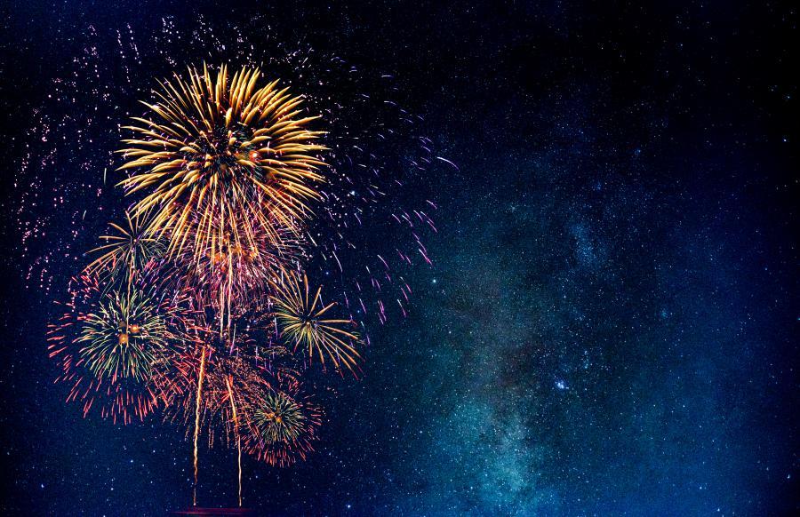 Fireworks Stock
